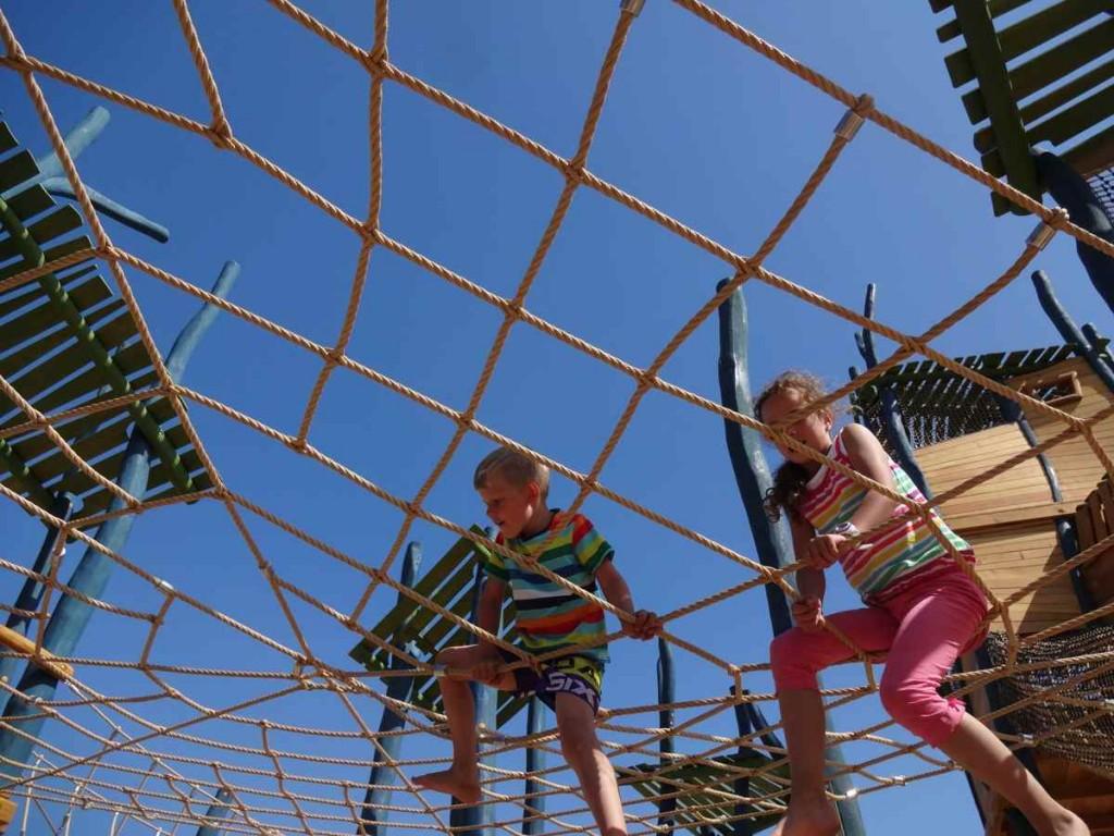 copyright Bubenheimer Spieleland Köln Kletterpark - Das Bubenheimer Spieleland