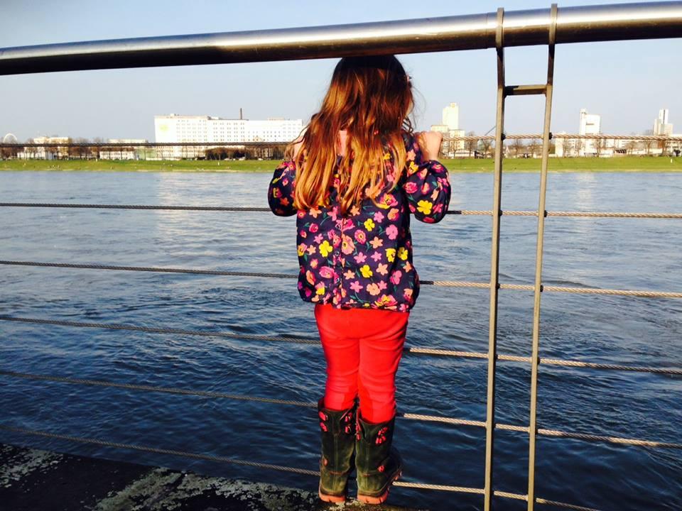 rhein 1 - Sommertipp: Rheinufer bei Sonnenschein geniessen