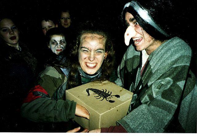 Halloween Bubenheimer Spieleland 1 - TOP 3 für Halloween