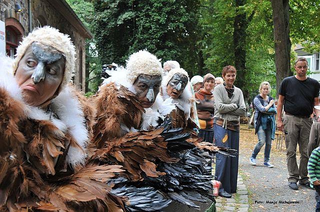 Halloween Kölner Zoo 2015 Geier 01 - TOP 3 für Halloween