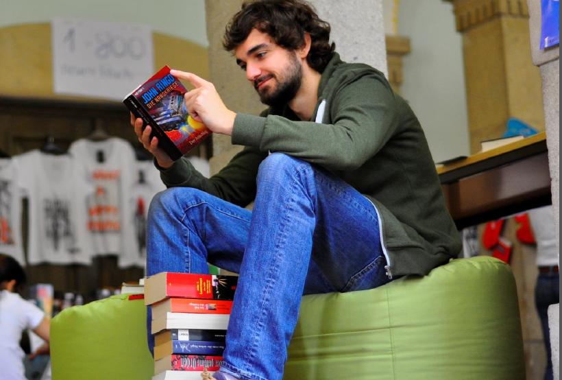 Kölner Bücherbörse - TOP 3 fürs Wochenende 23. - 25. Oktober