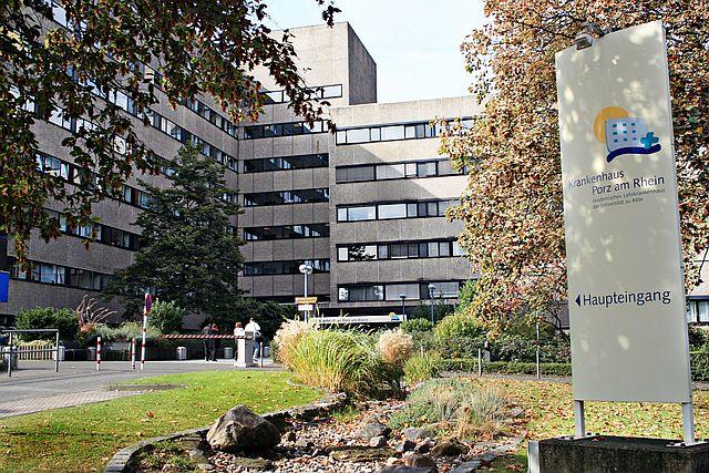 Krankenhaus Porz Köln Geburtsklinik - Geburtskliniken Köln