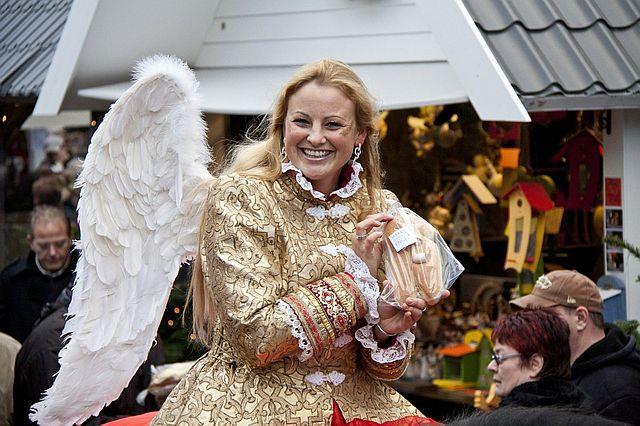 Familienweihnachtsmärkte Köln Markt der Engel - Weihnachtsmärkte für Kölsche Pänz