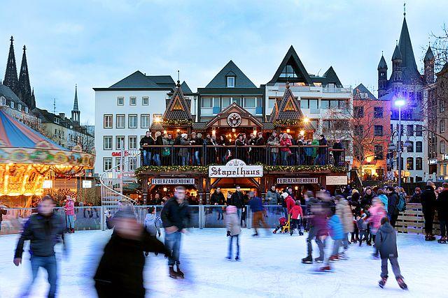 Familienweihnachtsmärkte Köln Weihnachtsmarkt Heumarkt - Weihnachtsmärkte für Kölsche Pänz