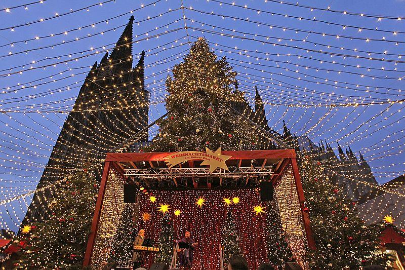Familienweihnachtsmärkte Köln Weihnachtsmarkt Kölner Dom - Weihnachtsmärkte für Kölsche Pänz