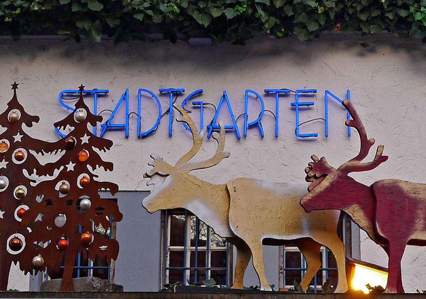 Familienweihnachtsmärkte Köln Weihnachtsmarkt Stadtgarten belgisches viertel - Weihnachtsmärkte für Kölsche Pänz