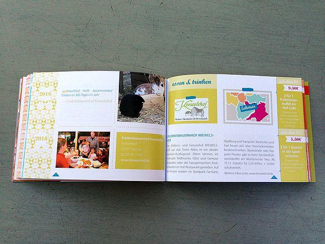 Familiengutscheinbuch Köln 11 - City Kids empfiehlt: das Familiengutscheinbuch Köln