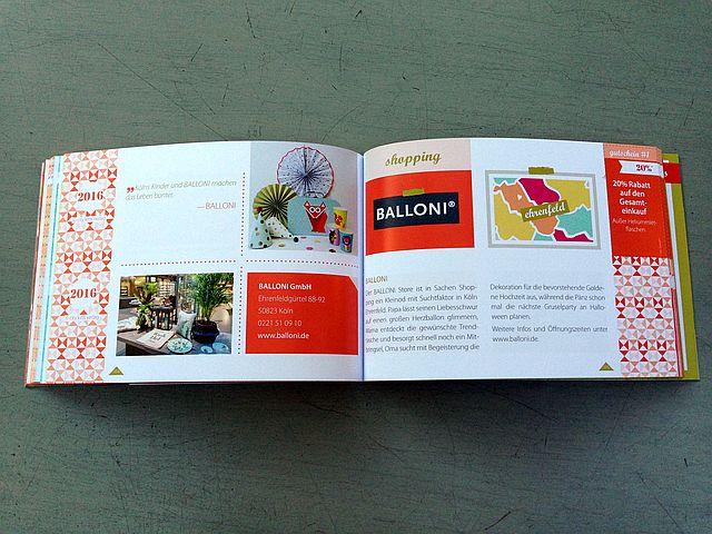 Familiengutscheinbuch Köln 9 - City Kids empfiehlt: das Familiengutscheinbuch Köln
