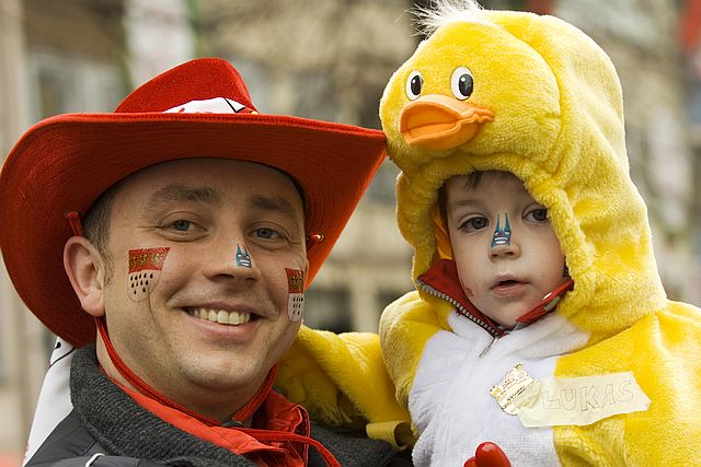 Kölner Karneval Karneval Köln Karnevalskostüme Dieter Jacoby 1 - Karneval 2016 – Kindersitzungen, Veedelzöch & mehr