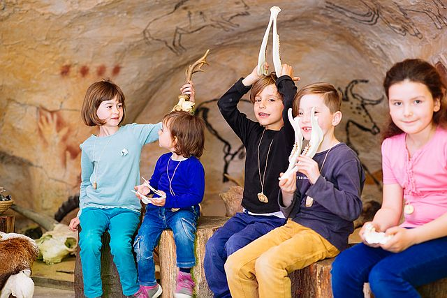 Neanderthalermuseum Museum mit Kindern 3 - City Kids entdeckt: Das Neanderthal Museum