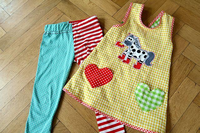 Pippi Langstrum Karnevalskostüm Schürzenkleid Pippi Langstrumpf 2 - Pippi Langstrumpf Kostüm Ideen