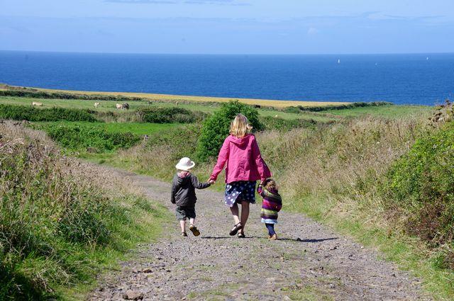 Reisen mit Kindern Familienurlaub Cornwall 2 - FAMILIEN-REISETIPP: MIT DER FÄHRE NACH CORNWALL