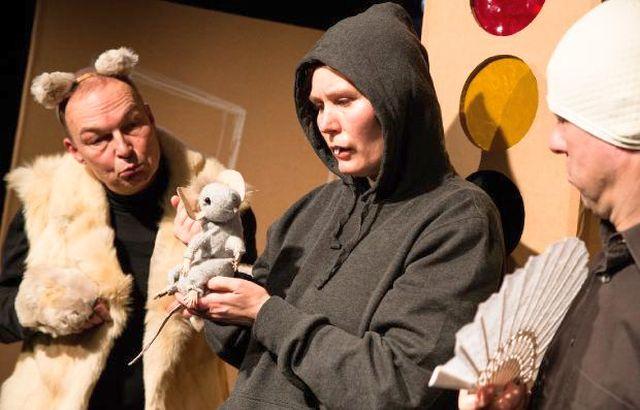 Freies Werkstatt Theater Die Ampelmaus2.Christian herrmann - Kindertheater DIE AMPELMAUS im FWT Köln