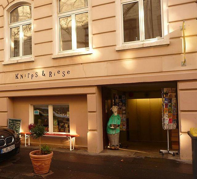 Knirps und Riese Kinderbuchladen köln6 - Knirps und Riese – euer Kinderbuchladen in Ehrenfeld