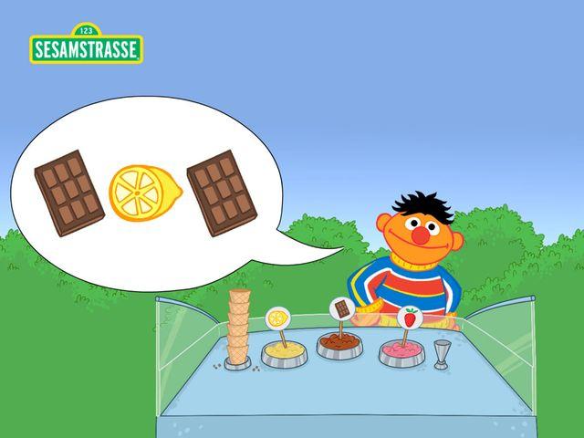 Sesamstrasse App und Sesamstrasse 5 - Sesamstraße zum Mitnehmen