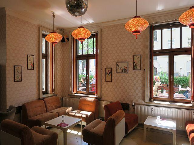Köln Cafe Franck Kindercafe 1 - Familienfreundliche Cafés und Restaurants