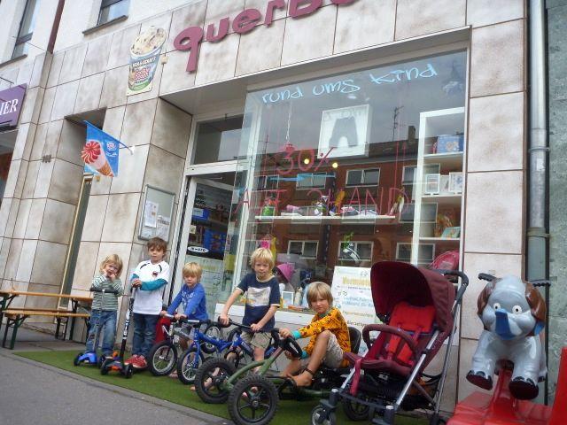 Kindercafe und Kinderladen querbeet Köln - Kindercafes in Köln