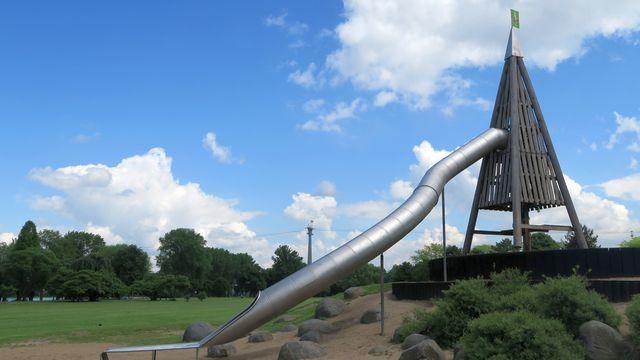 Köln Rheinpark mit Kind Köln 05 - Top 10 für Familien im Rheinpark