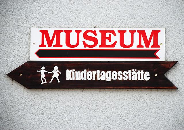 Kindermuseum in München Museum mit Kind in München My city Baby München 5 - Moana Funke zeigt wie Kunst + Kind funktionieren