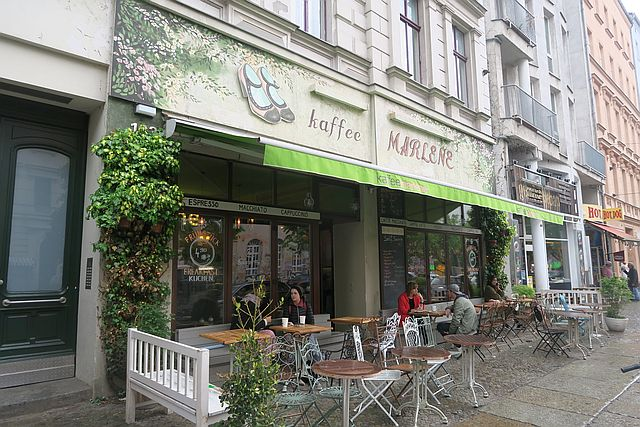 Berlin blogfamilia Cafes - Berlin und blogfamilia - so war's