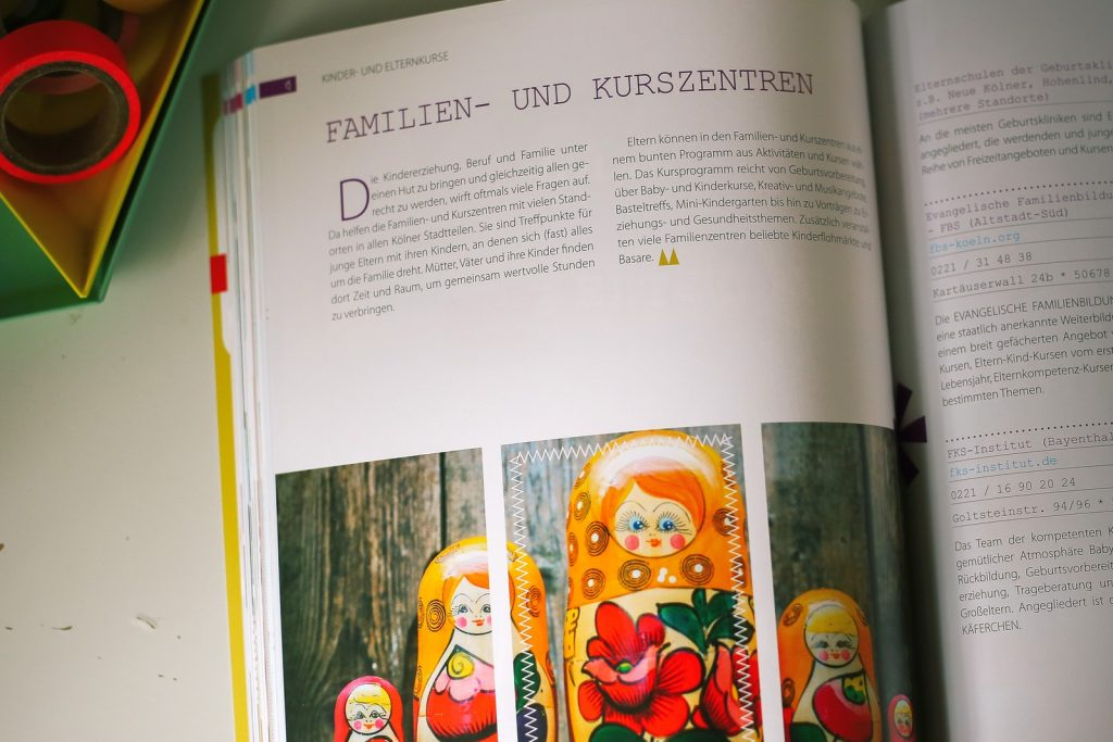 Köln mit Kind Freizeittipps für Kölner Familien 1 1024x683 - Endlich da - der neue Freizeitguide KÖLN MIT KIND