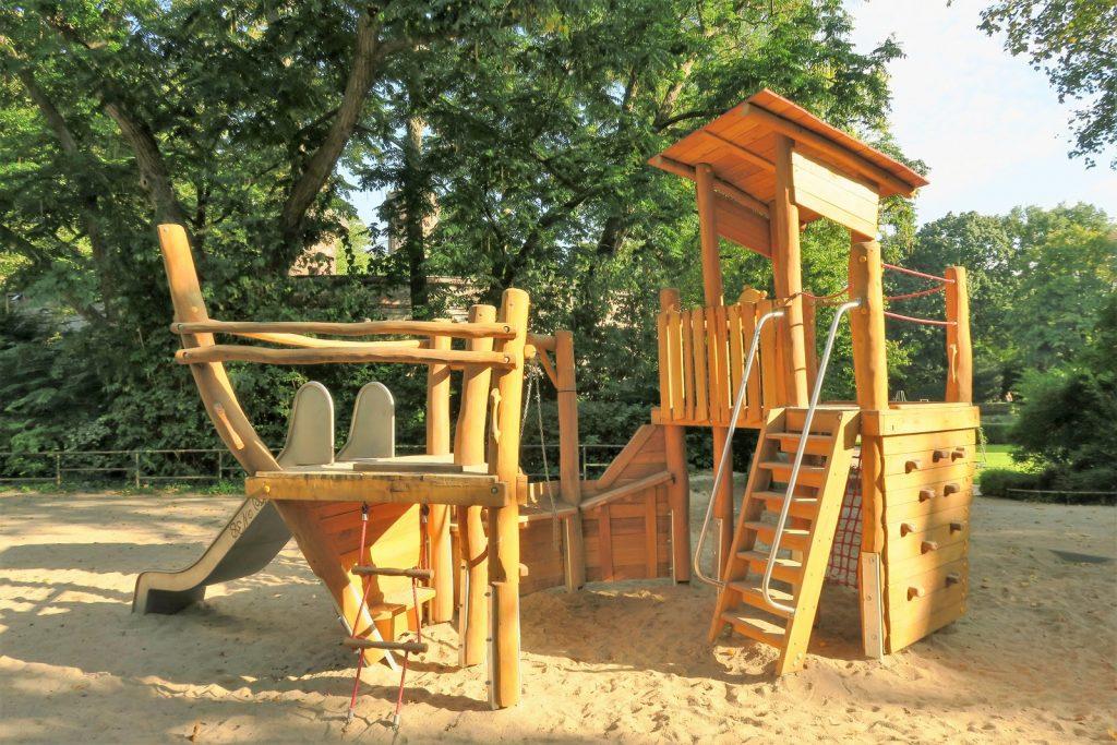 Volksgarten Köln 4 1024x683 - Die besten Wasserspielplätze in Köln
