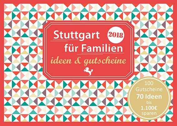 02 Stuttgart Cover 72 - Familien-Gutscheinbücher München, Berlin, Köln, Ruhrgebiet und Stuttgart