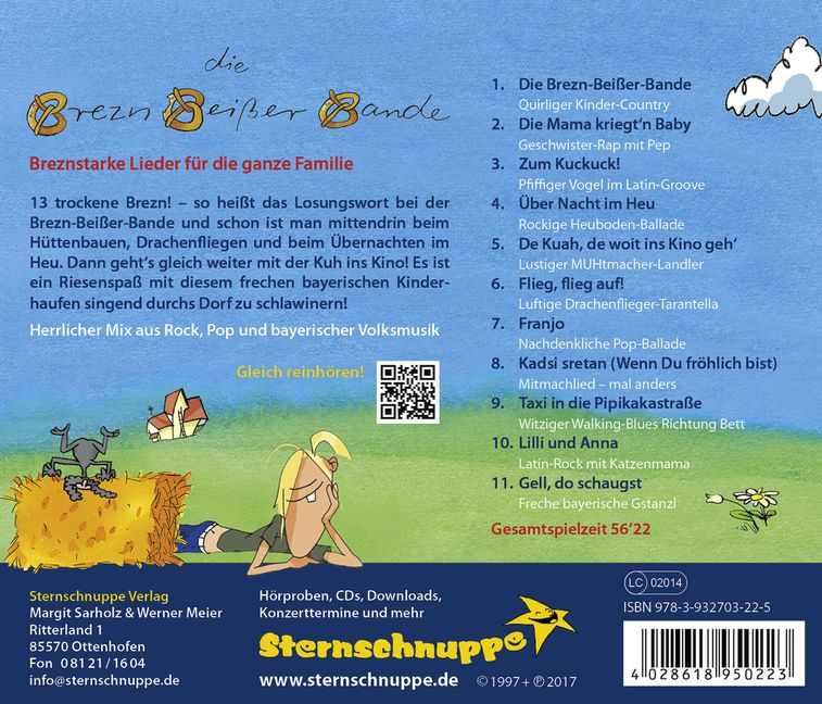 Brezn Beisser Bande CD