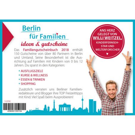Familien-Gutscheinbuch Berlin Cover Rückseite