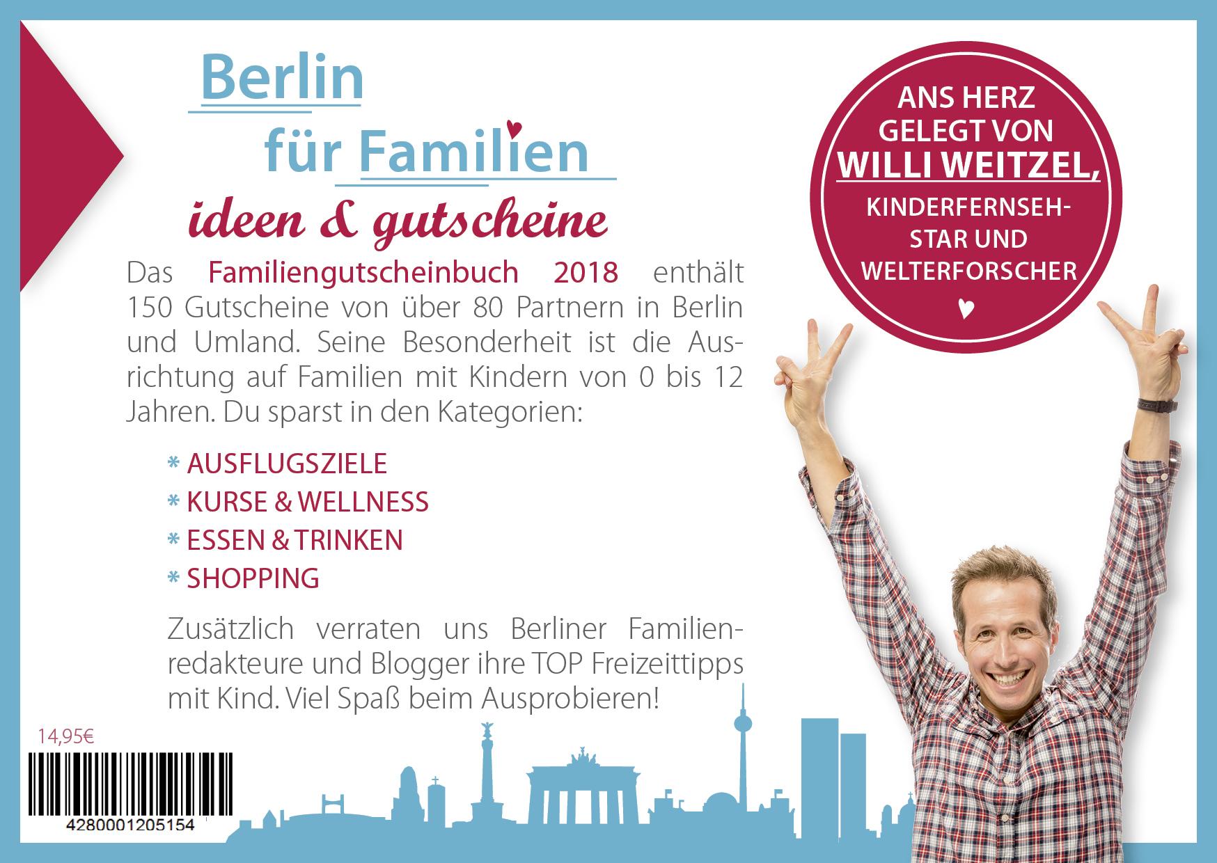 Familien Gutscheinbuch Cover Berlin Rueckseite - Gutscheinbuch Berlin für Familien