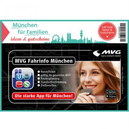 Familien-Gutscheinbuch Mü chen Cover Rückseite