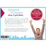 Gutscheinbuch Ruhrgebiet für Familien