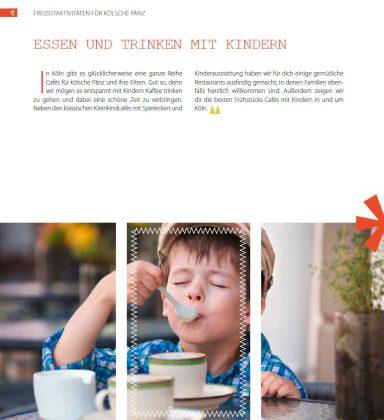 Köln mit Kind – Essen und Triinken