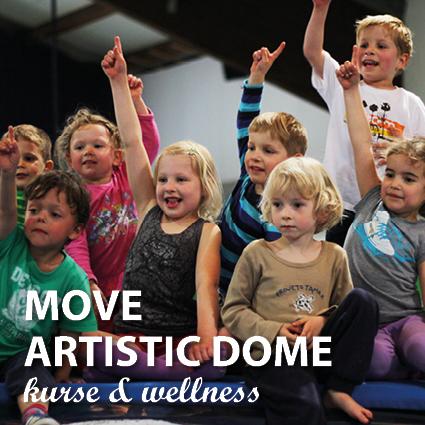 Move Artistic Dome - Move Artistic Dome