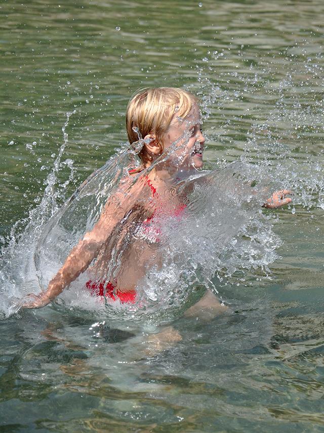 Sommer mit Kind in München Münchner Sommer mit Kindern 41 - Sommer-Ausflugstipp: Naturstrandbad am Fühlinger See