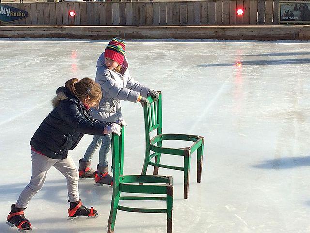 Krewelshof Ausflüge mit Kind in Köln  Eisbahn - Eislaufbahn im Krewelshof
