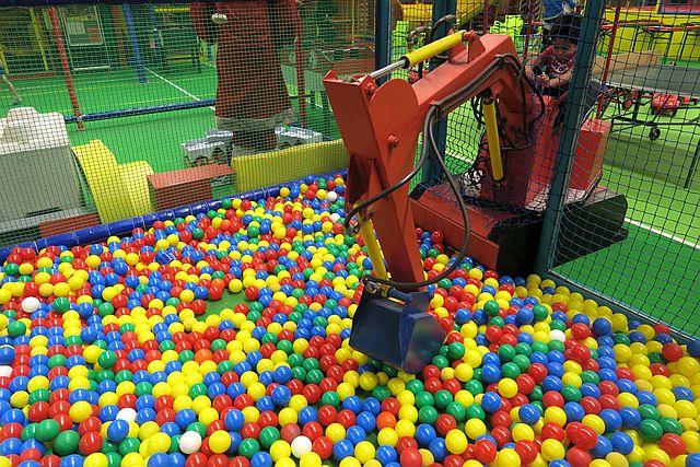 Indoorspielplatz family paradise köln spielparadies für kinder 1 - City Kids entdeckt: Indoorspielplatz family paradise