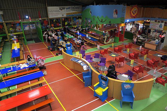 Indoorspielplatz family paradise köln spielparadies für kinder 2 - City Kids entdeckt: Indoorspielplatz family paradise