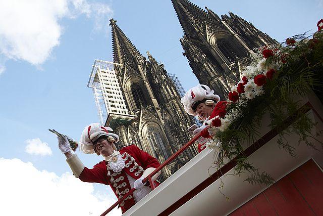 Kölner Karneval Karneval Köln Karnevalskostüme Dieter Jacoby4 - Karneval 2017 - Kindersitzungen, Veedelzöch und mehr