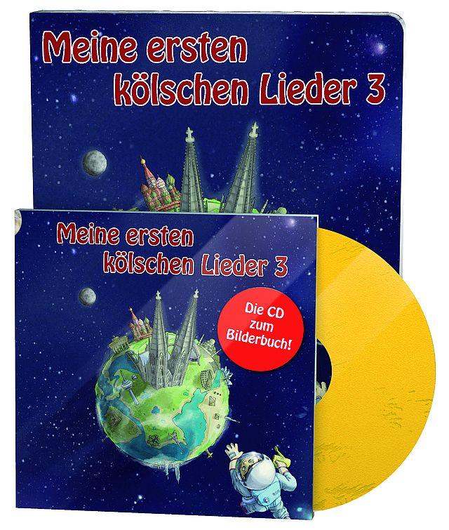 meine ersten kölschen Lieder CD Buch Karneval Köln - Kölsche Karnevalslieder für Kinder