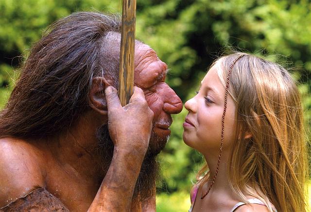 Neanderthalermuseum Museum mit Kindern - City Kids entdeckt: Das Neanderthal Museum