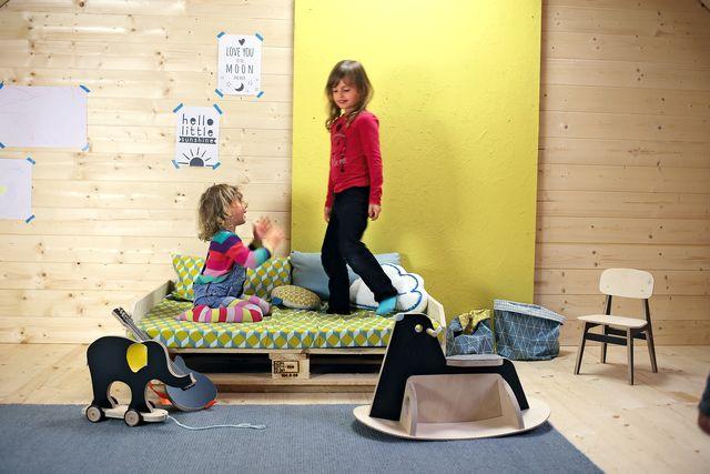 Kreatives Kinderzimmer klein4 - Kreatives Kinderzimmer - Tolles Buch für witzige DIY Projekte
