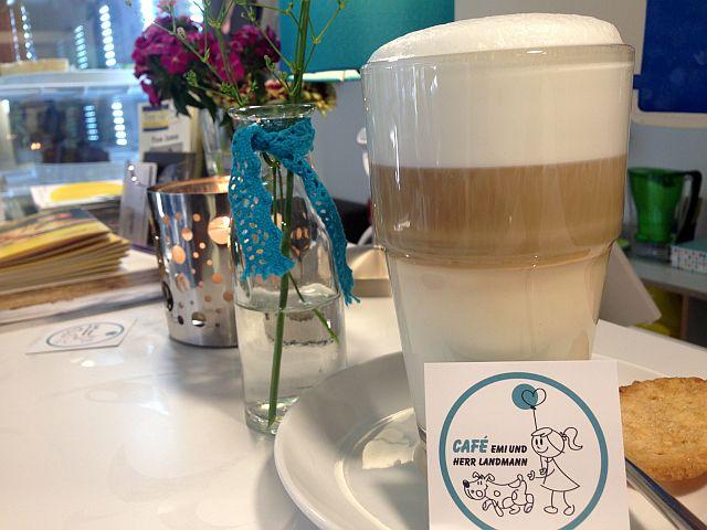 Familiencafe Köln Emi und Herr Landmann 5 - Toller Brunch und Frühstück mit Kindern