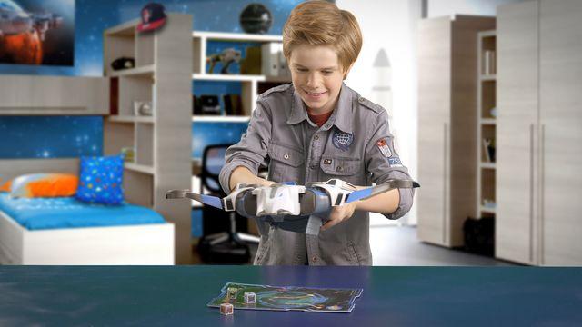 Ravensburger Kinderspiele Raumschiff Space Hawk Verlosung Köln 1 - Cooles Raumschiff für Schulkinder