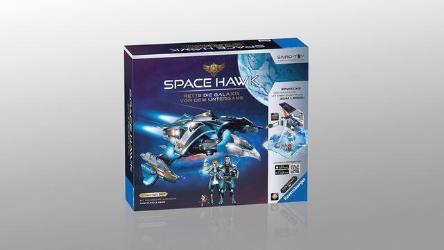 Ravensburger Kinderspiele Raumschiff Space Hawk Verlosung Köln 51 - Cooles Raumschiff für Schulkinder