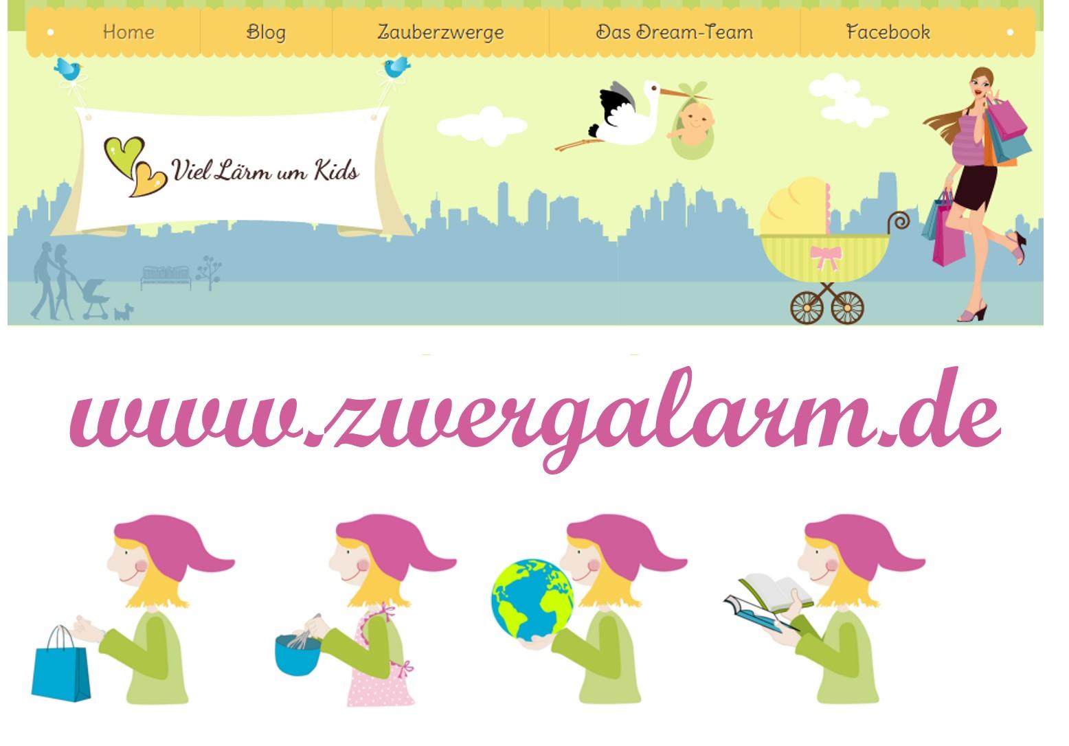 zwergalarm.de  - Plauderstündchen mit Britta vom zwergalarm