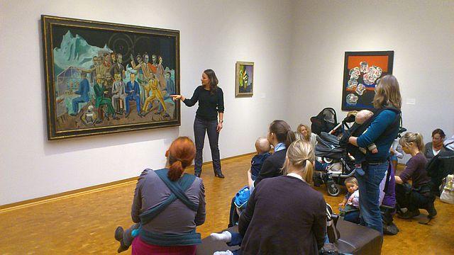 Kunst Kind Köln - Mit Kind und Kegel ins Museum