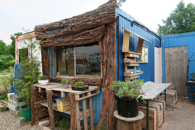 Gemeinschaftsgarten Köln Neuland Urban Gardening für Kinder 14 - Urban Gardening im Kölner Neuland