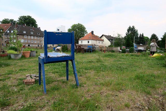 Gemeinschaftsgarten Köln Neuland Urban Gardening für Kinder 19 - Urban Gardening im Kölner Neuland