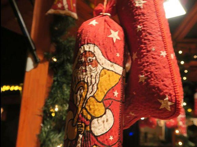 Weihnachtsmarkt Köln mit Familien Stadtgarten 7 - Mama, wo treffen wir den Nikolaus?